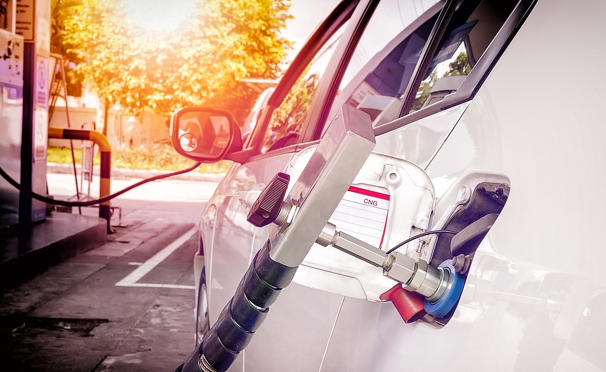 CNG Powered Vehicles an Alternative Fuel Saving Opportunity